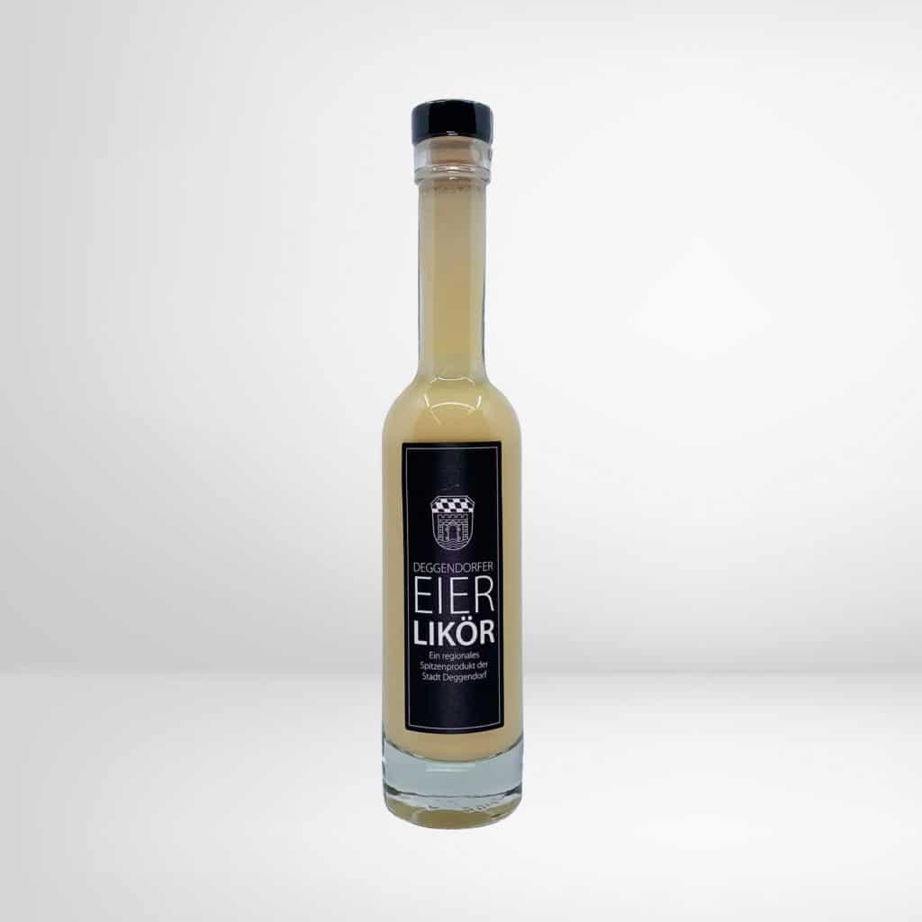 Flasche Deggendorfer Eierlikör
