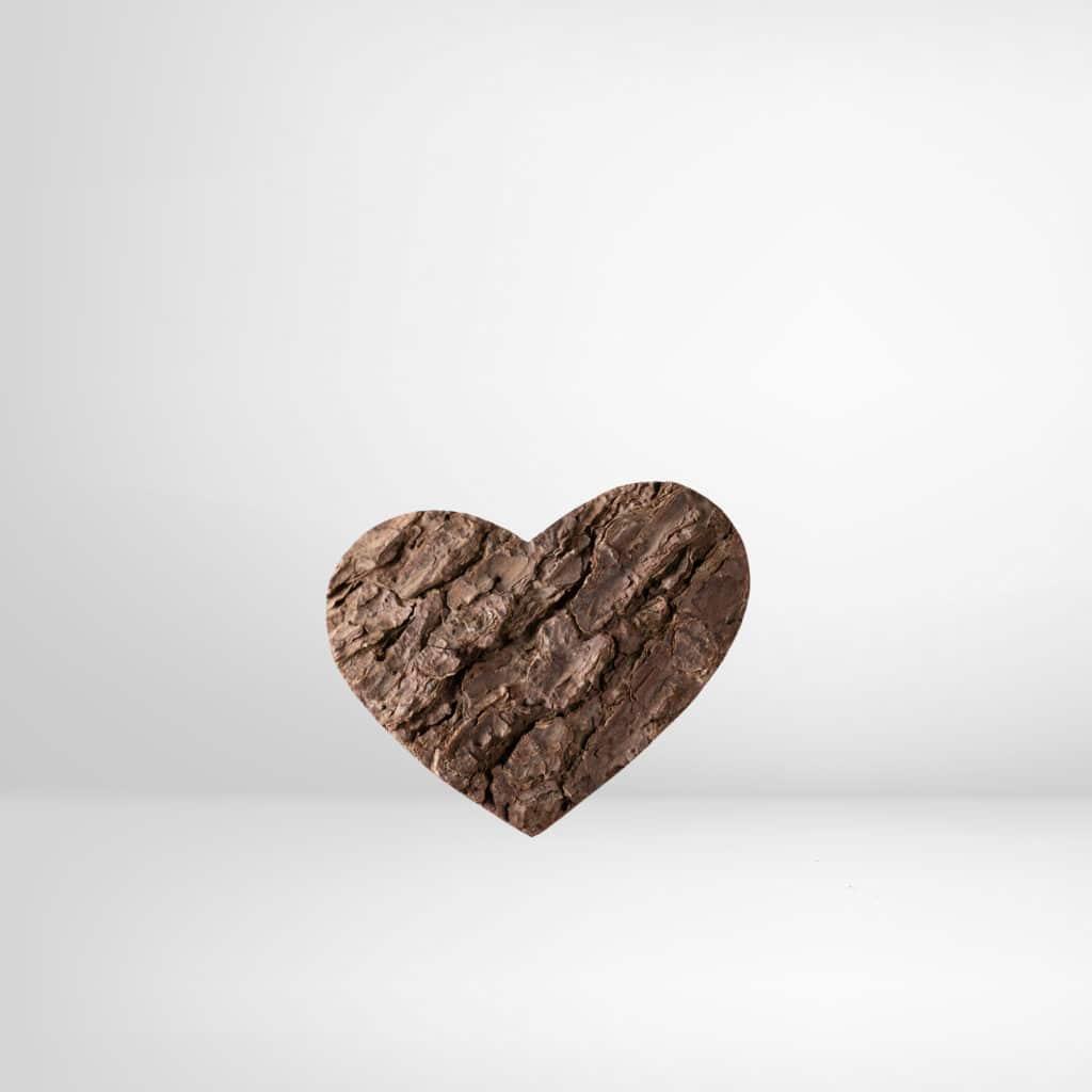Kleines Herz aus Holz aus dem Regionalshop Deggendorf