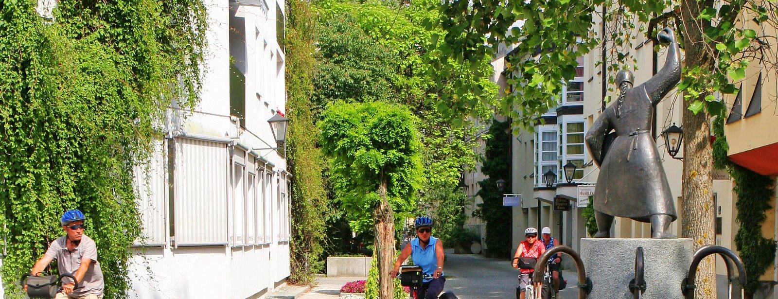 Stadtführung Kulturviertel & Altstadt