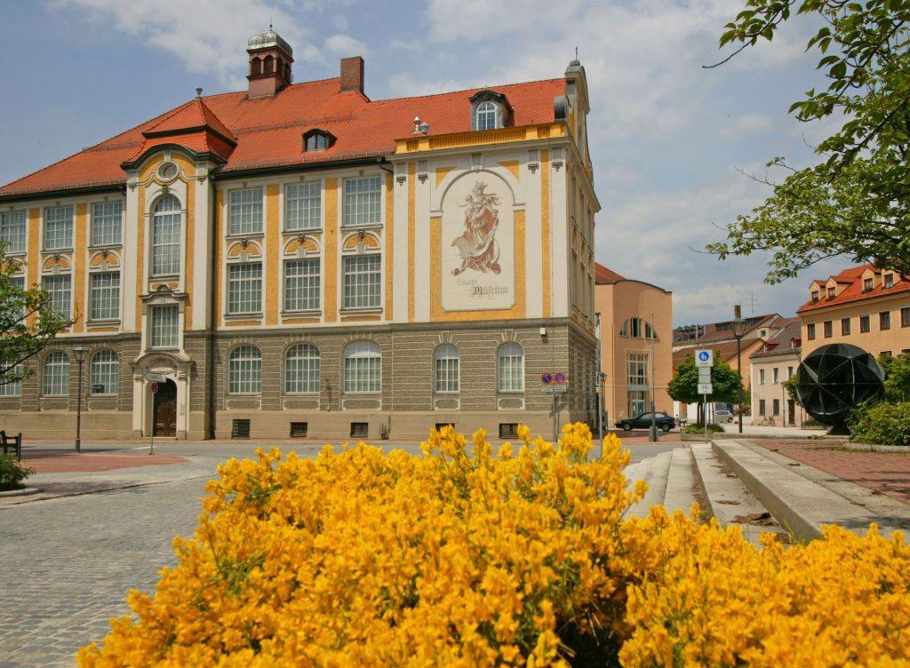 Außenansicht des Stadtmuseum Deggendorf