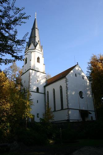 Foto der Geiersbergkirche