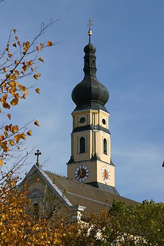 Foto der Pfarrkirche Mariä Himmelfahrt